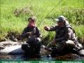 Pêche au féminin sur la Thur